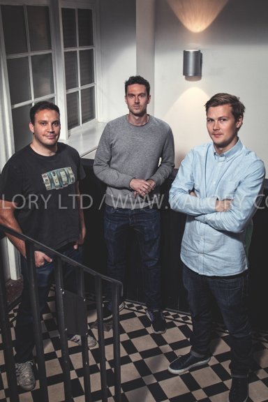 JONO HOLT, JAMES STREET, NEIL WALLER FOR SHORE PROJECTS