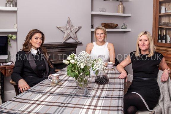 LISA BROUN, MICHELLE AHERN, FAYE SOTERI FOR AURUM HOLDINGS
