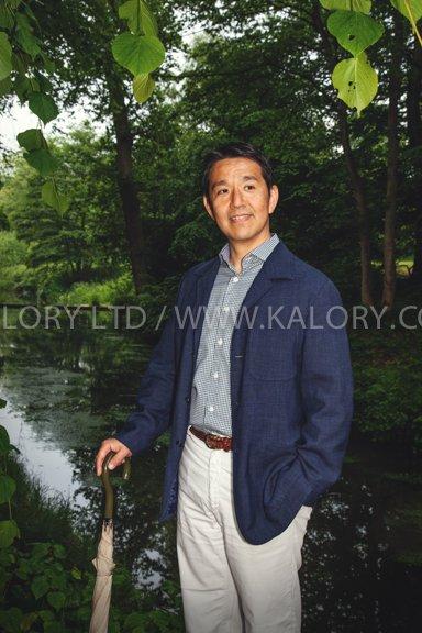 NAOTO HIROOKA FOR SEIKO