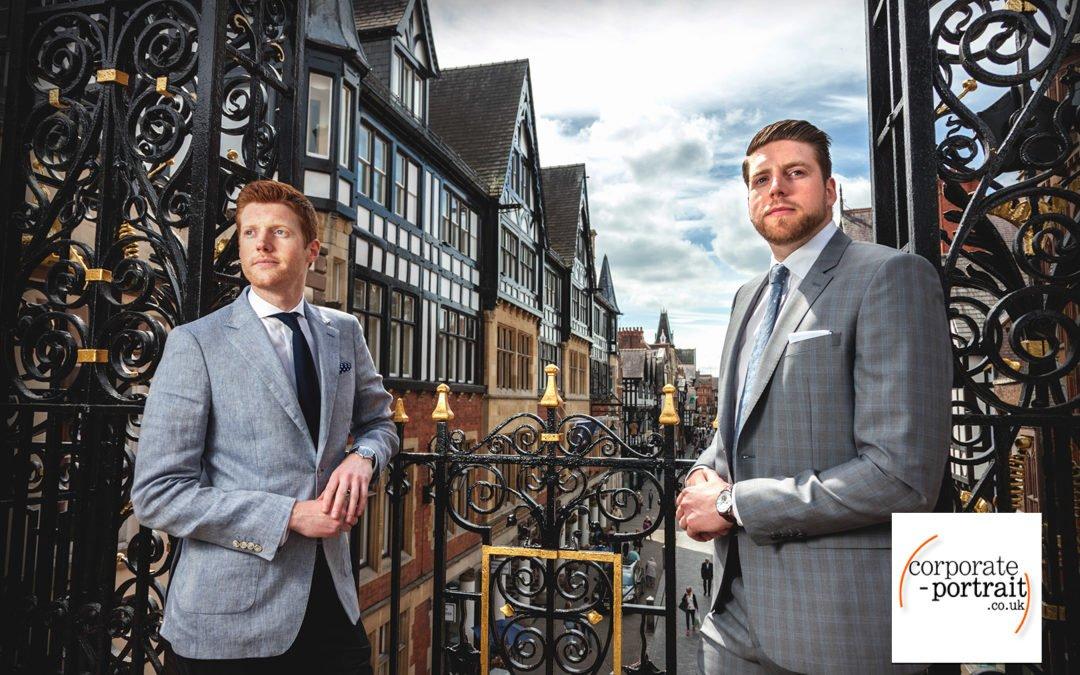 Portrait of Daniel & Richard  McNutt from Apex Luxury